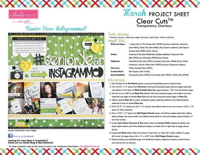 Clear Cuts Project Sheet 2015