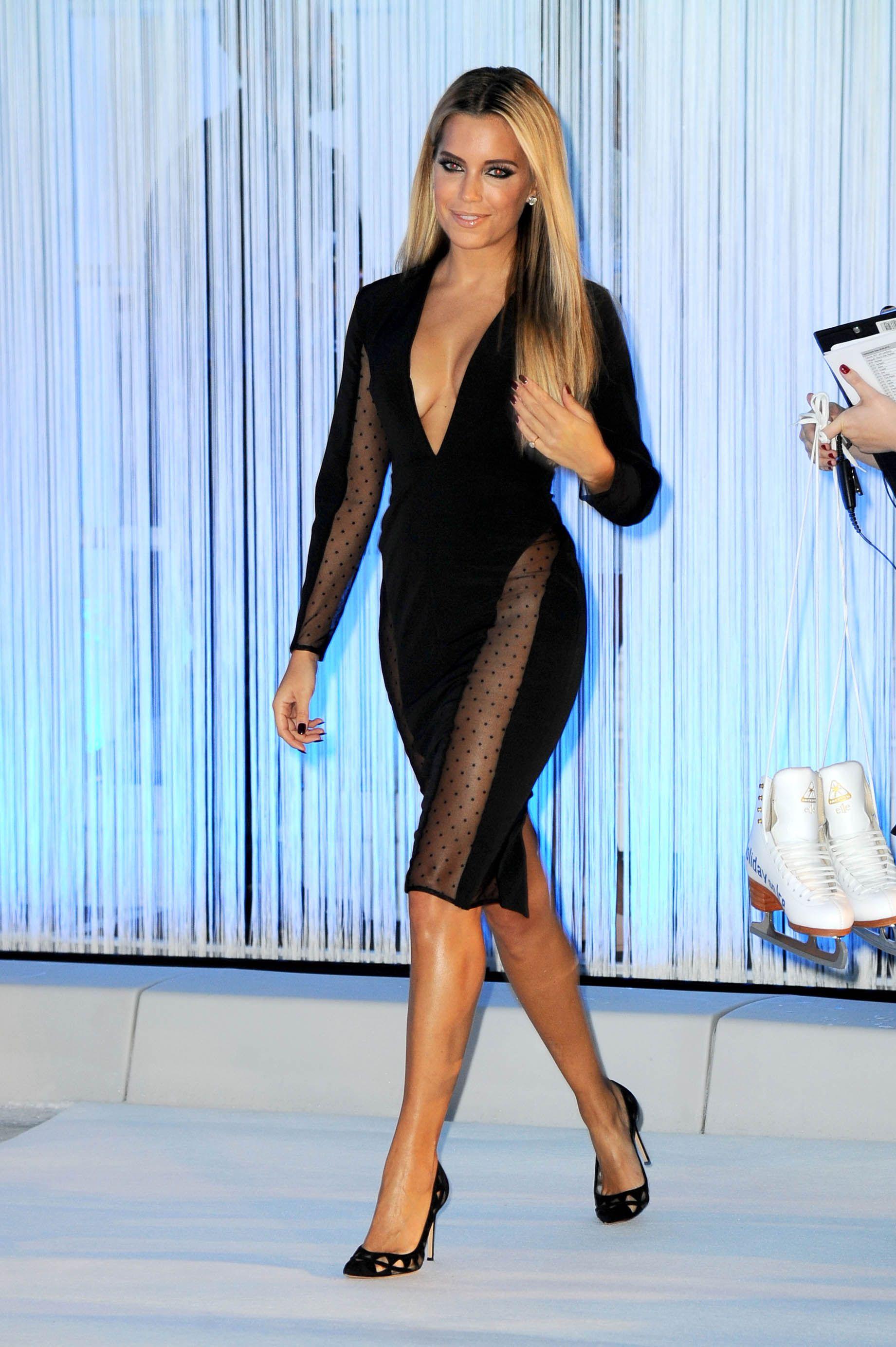 Hollywoodtuna Sylvie Meis Models Kleider
