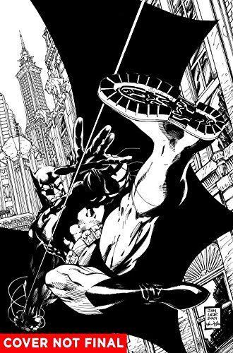 DC Comics Coloring Book Batman Hush By Jeph Loeb