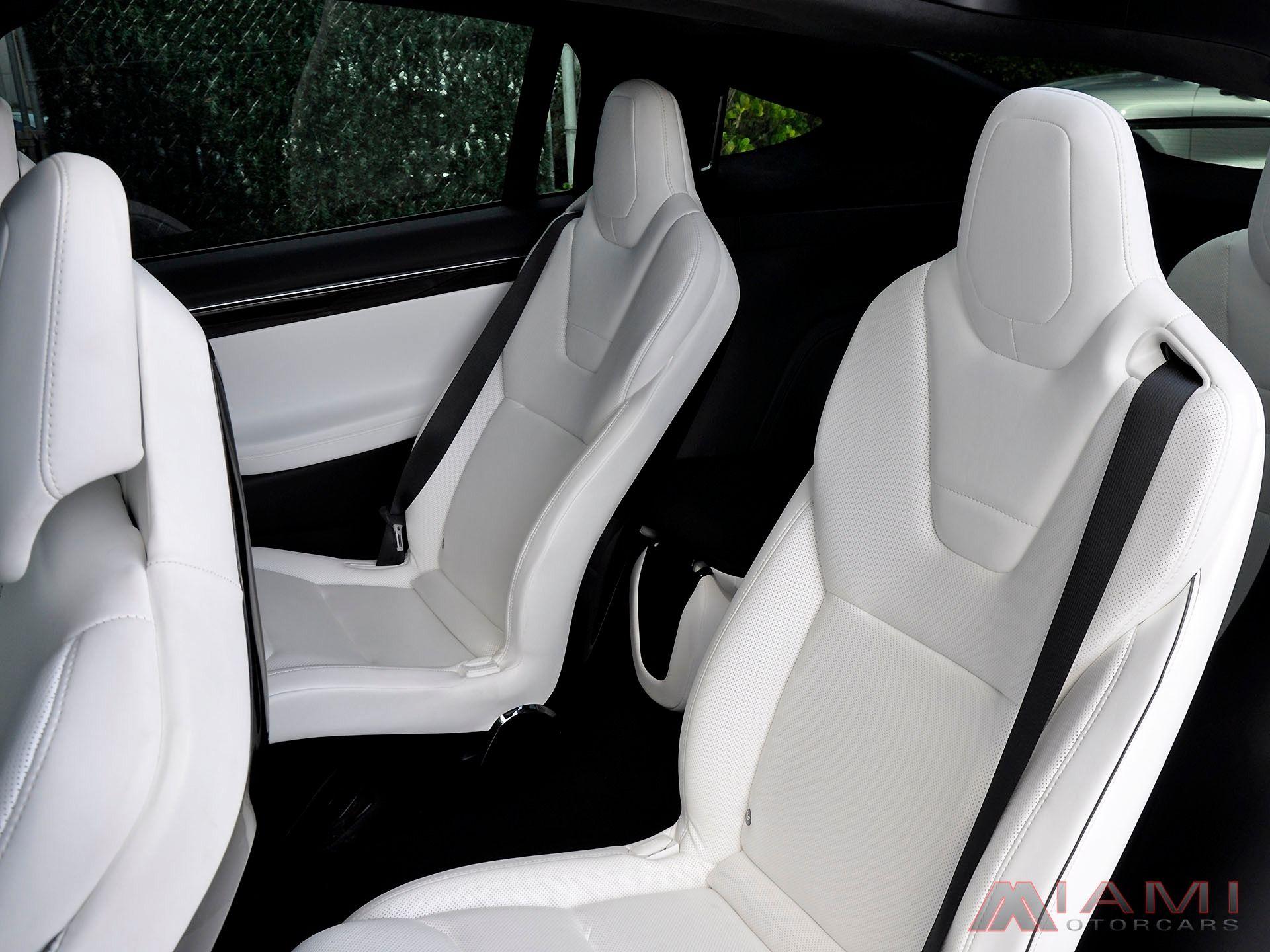 2016 Tesla Model X Signature P90D Stock 0869 for sale