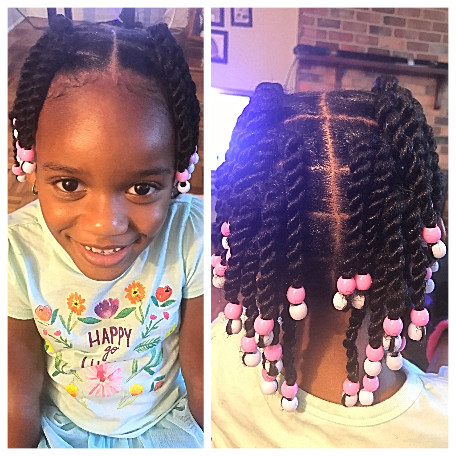 This is cute! | Natural Hair Styles & Tips!! | Pinterest | Girl ...
