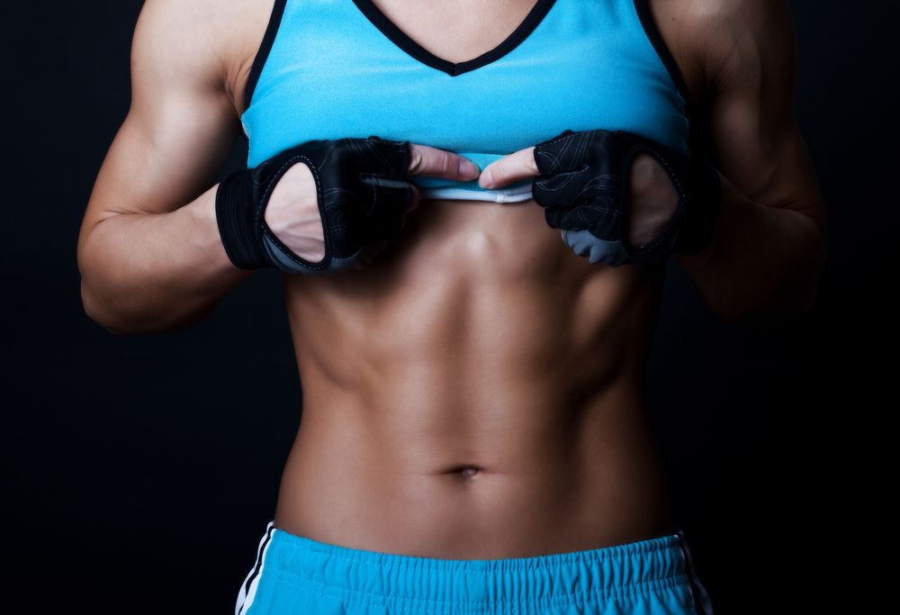 how to get ripped abs in 7 days