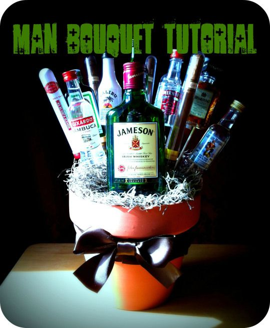 Man Bouquet- For His Bday???