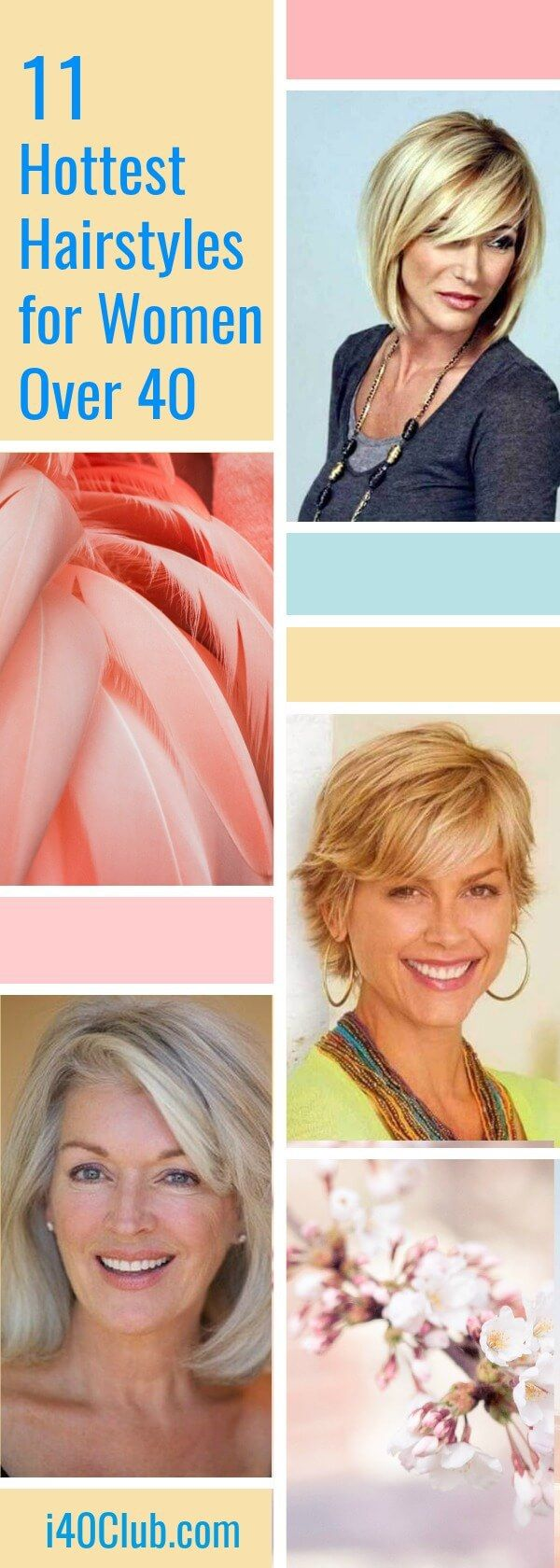 hottest hairstyles for women over cool hair colors and cut