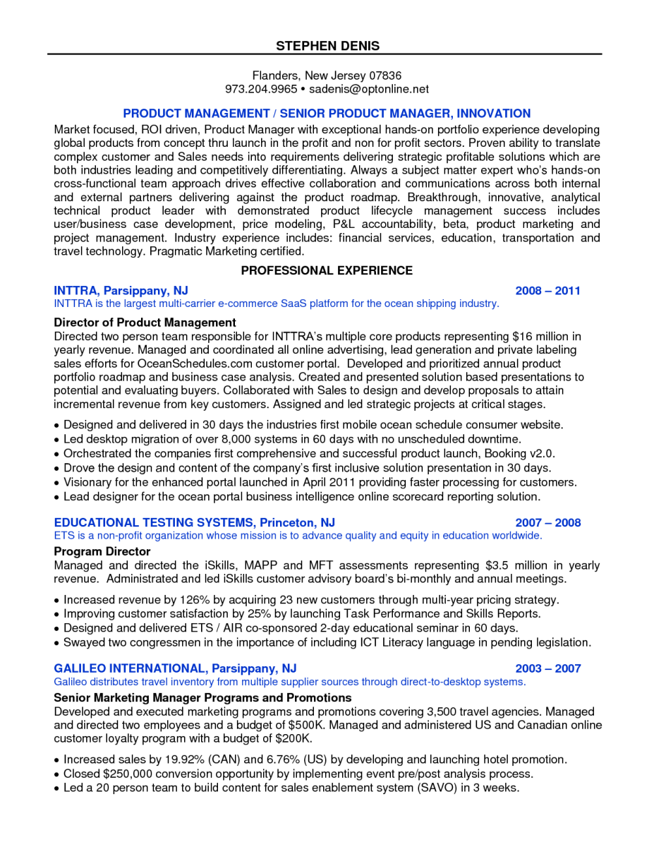 11 print production manager resume