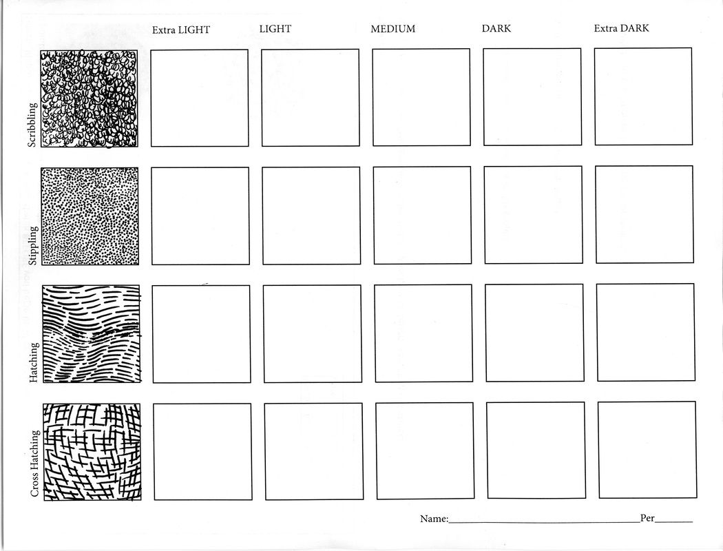 Lesson 6 Value Worksheet