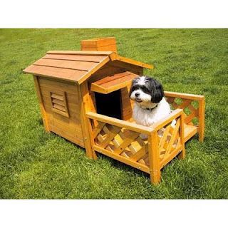 Mighty Lists 12 Luxury Doghouses With Images Dog Houses