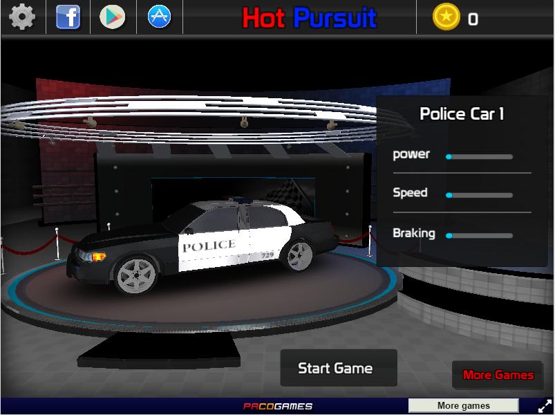 Police Vs Thief Hot Pursuit Https Sites Google Com Site Hackedunblockedgamesschool Police Vs Thief Hot Pursuit Police Police Cars Games
