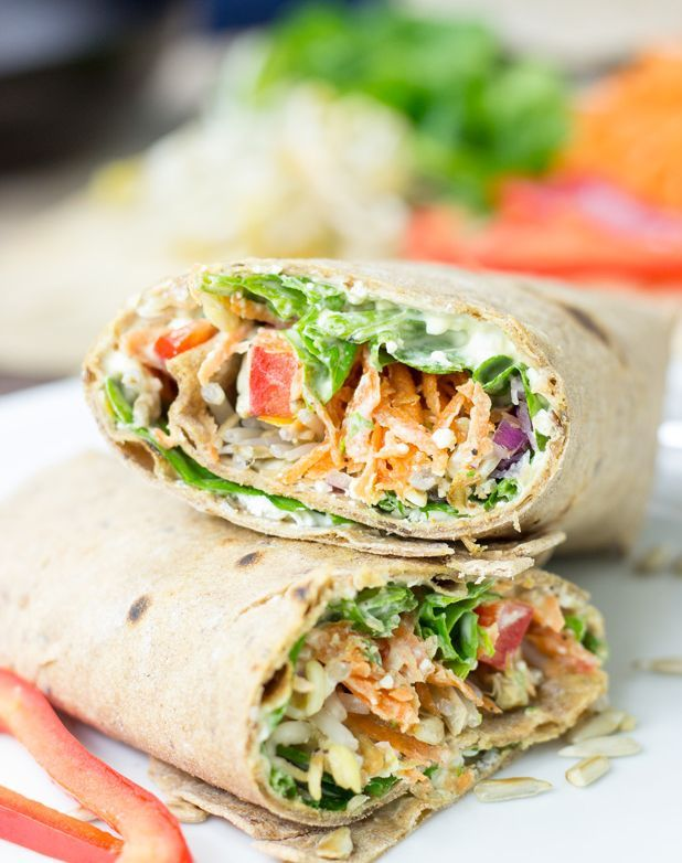 13 Filling Lunches Under 400 Calories #healthyeating