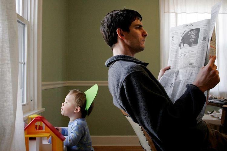 媽媽攝影師鏡頭下的「父與子」 Photographer Captures Beautifully Authentic Moments Between Father and Son