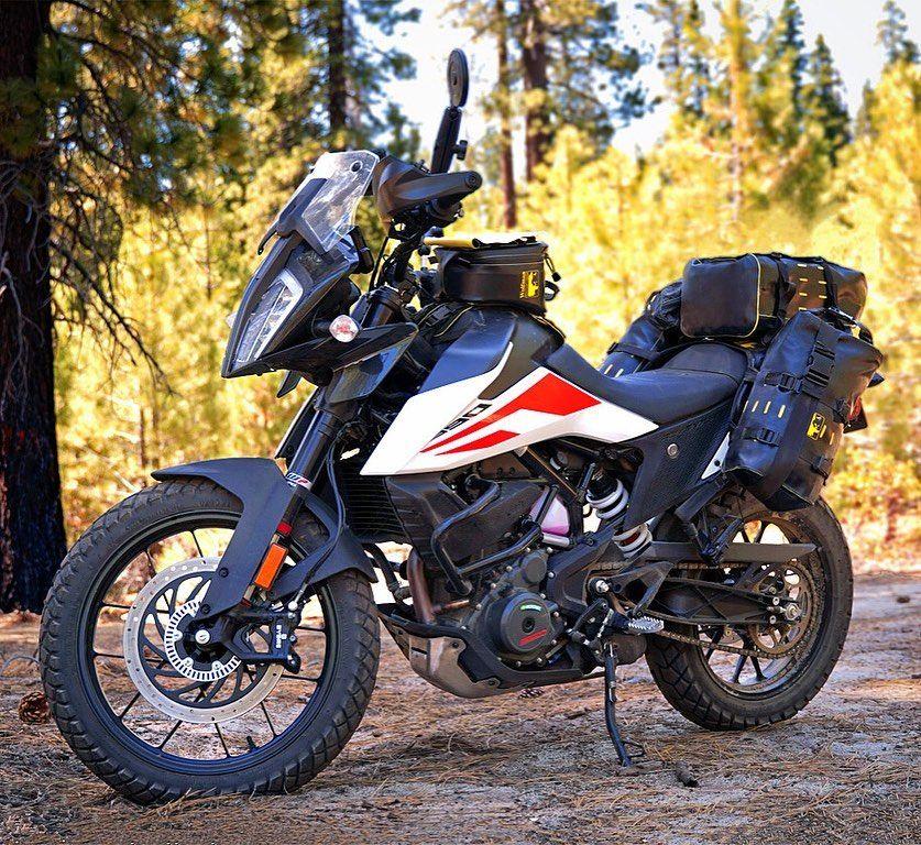 Wolfman Un Rack Luggage System Ktm Adventure Adventure Motorcycle Luggage Wolfman