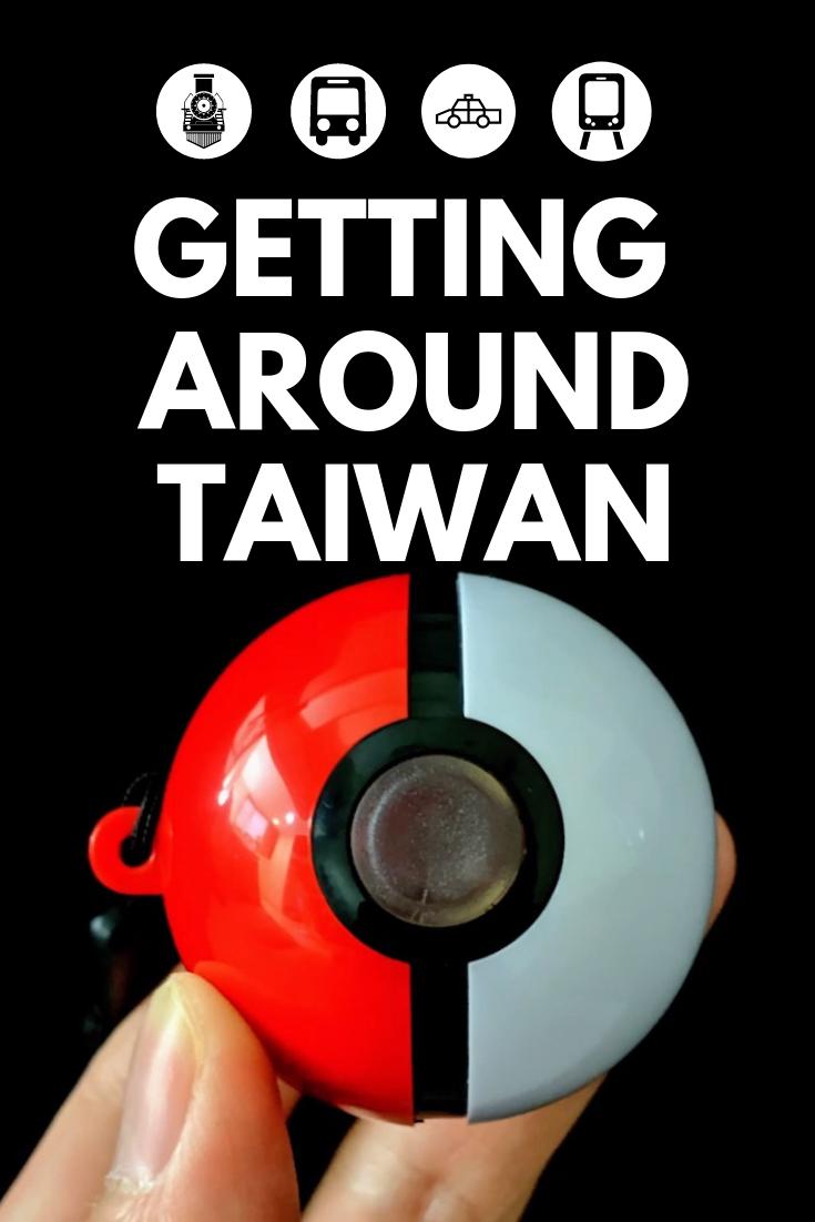How to get around Taipei with an #EasyCard #PokeBall
