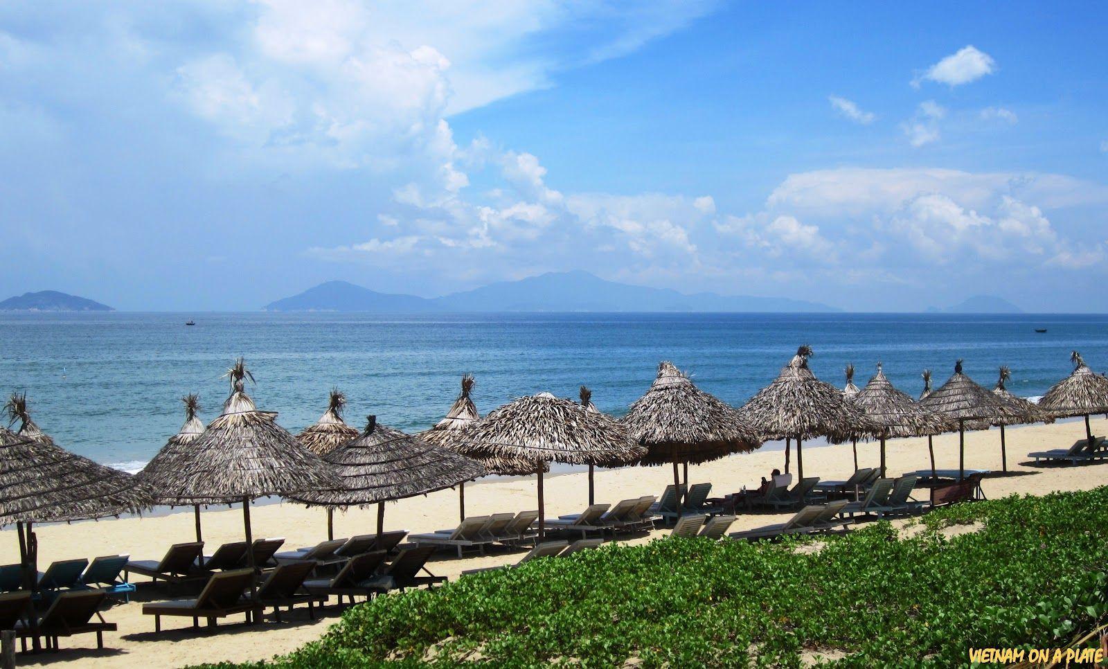 An Bang Beach Hoi Vietnam