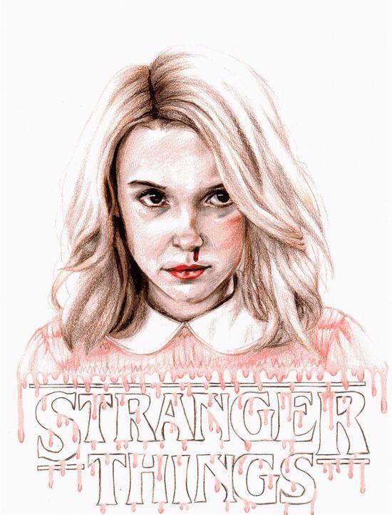 Stranger Things 11 Eleven Bobbi Akter Dokumentalnye Filmy