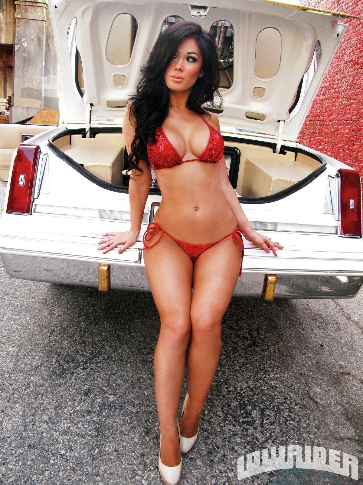 57 Chevy maya michelle rew , lowrider magazine   prvt   Pinterest ...