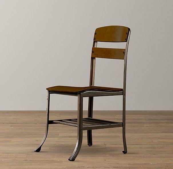 vintage schoolhouse desk chair chảir pinterest desks rh baby
