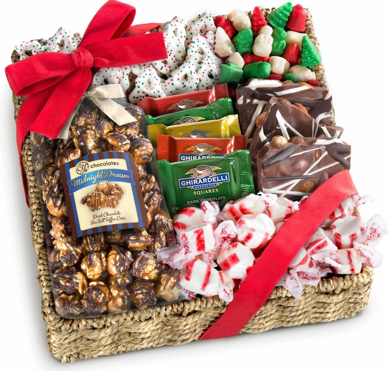 amazon gift boxes food