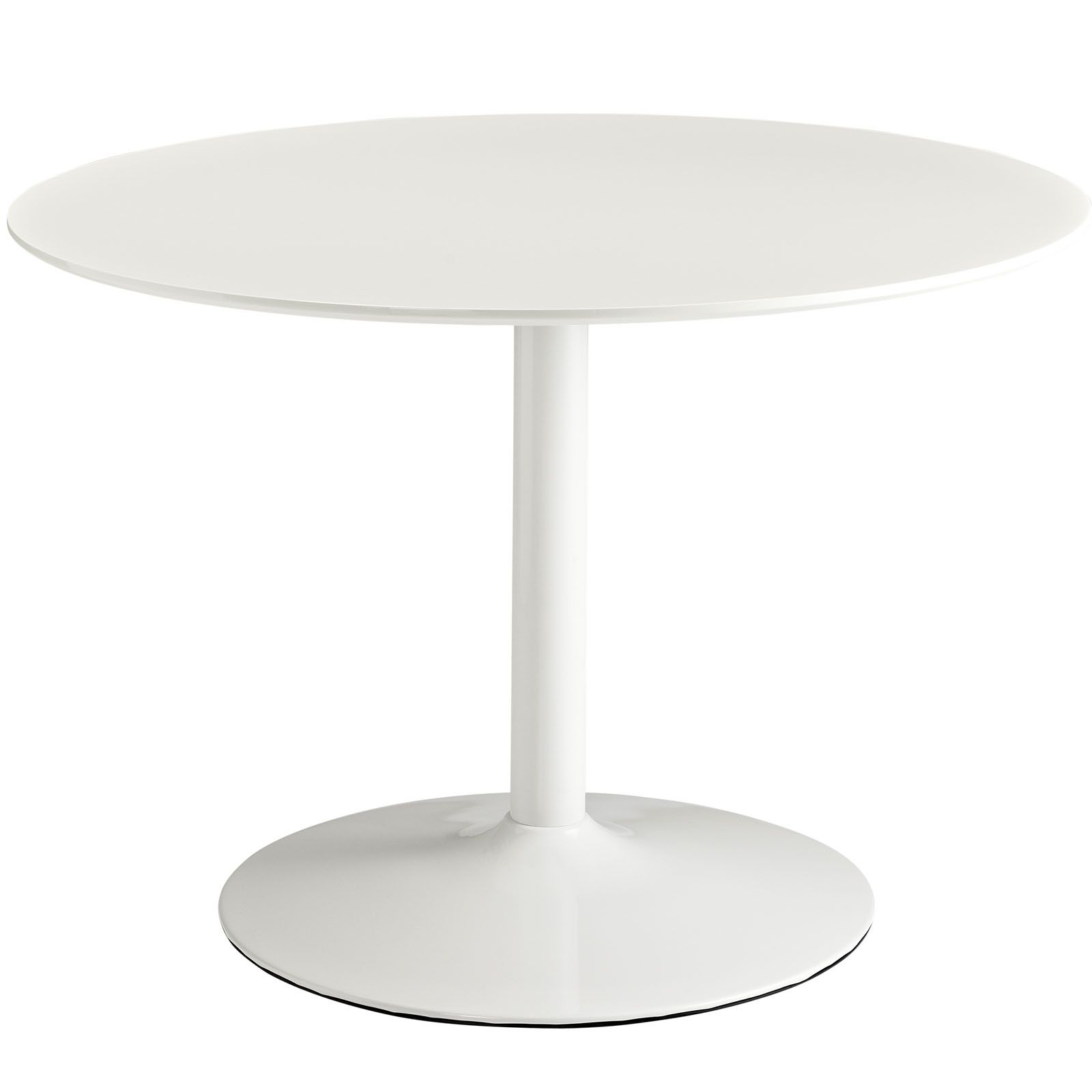 Modway Revolve Dining Table Eei 785 Round Wood Dining Table Round Dining Table Modern Pedestal Dining Table