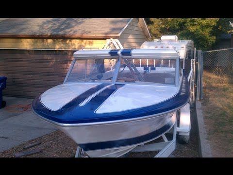 6 boat restoration 1973 fiberform boat paint and interior part 6 rh pinterest com
