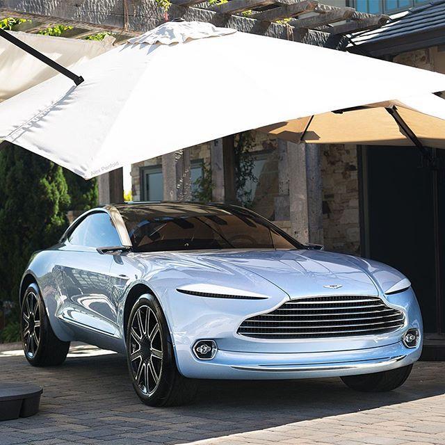Aston Martin Lagonda, Aston