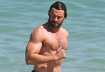 The Hunk O Licious Men Of Manliness In Some Literature By Debralee Mede Hugh Jackman Wolverine Hugh Jackman Jackman