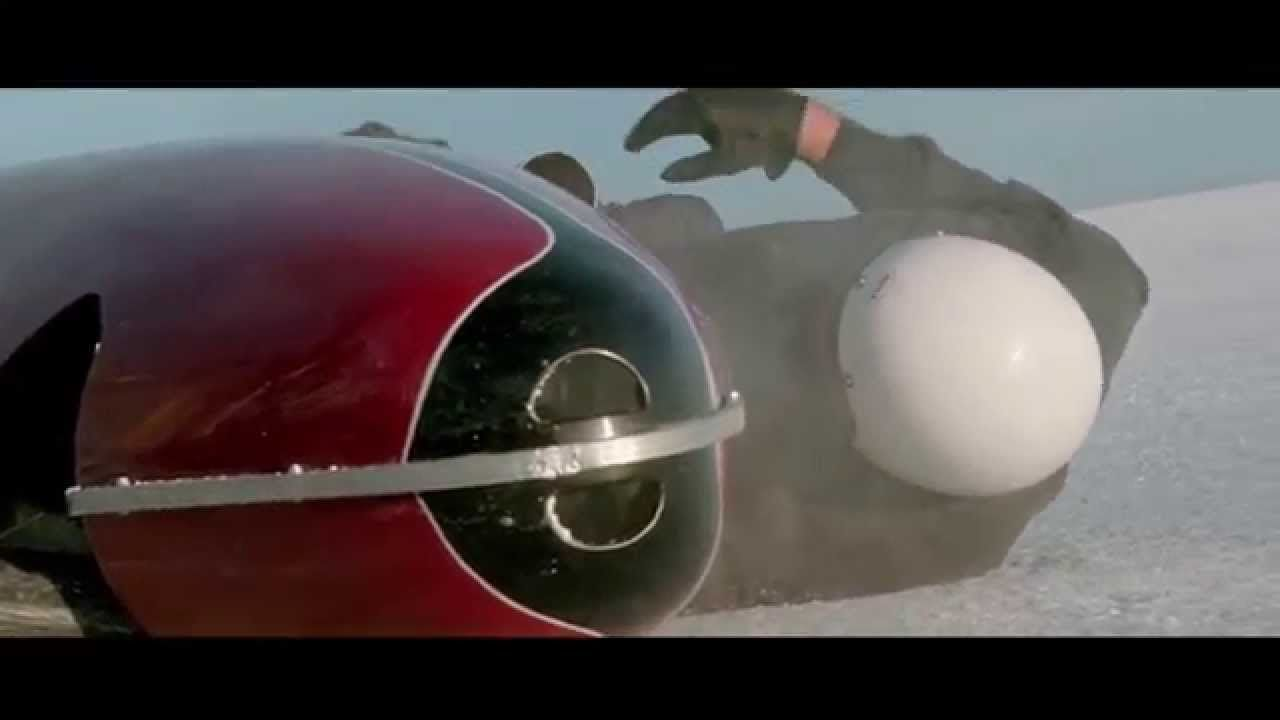 The World S Fastest Indian Speed Record Scene Indian Motorcycle