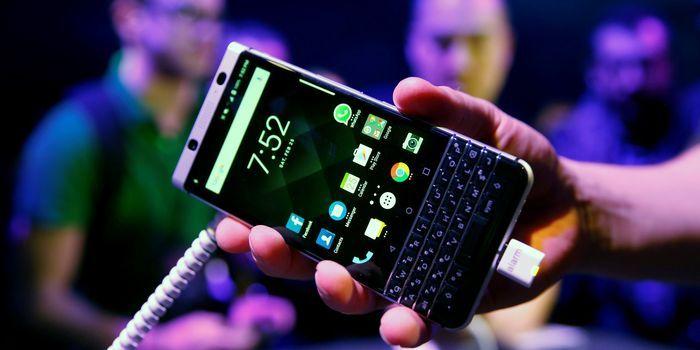 SupremeCapitalGroup on Software sales, Blackberry