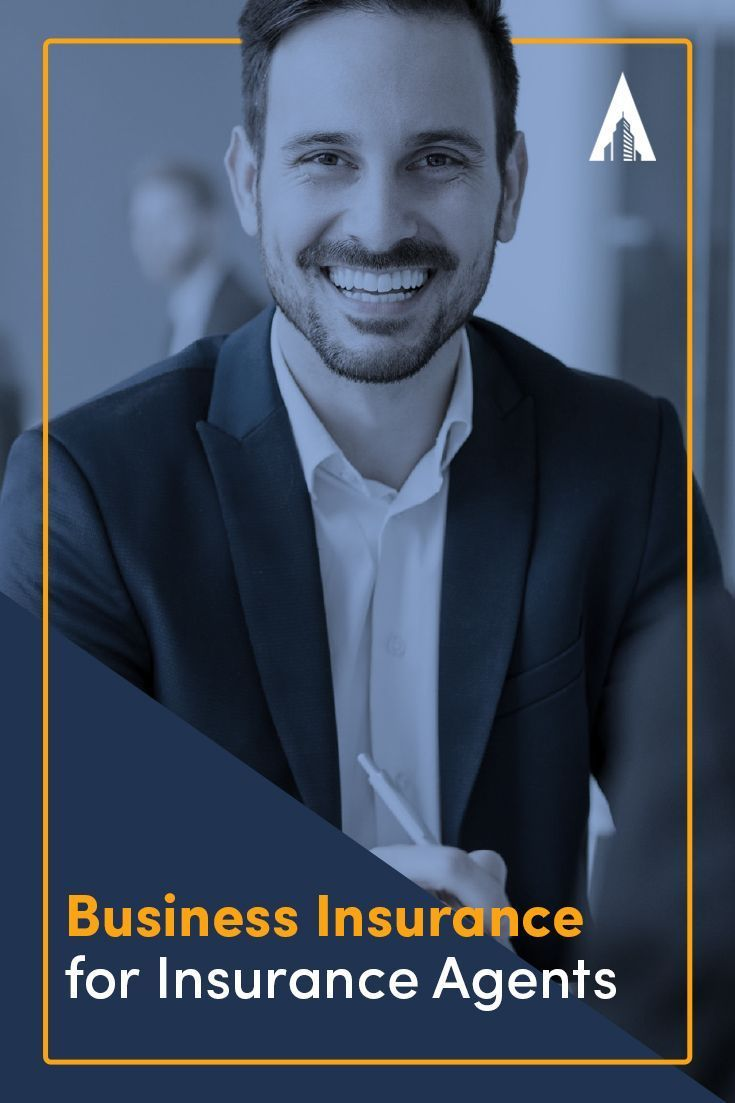 Business insurance for insurance agents being an insurance