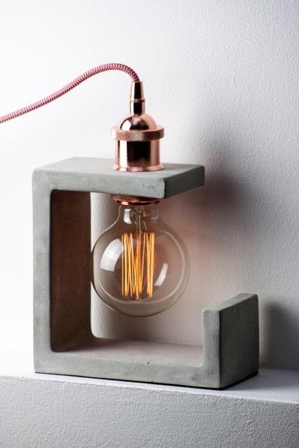 lampe a poser filament