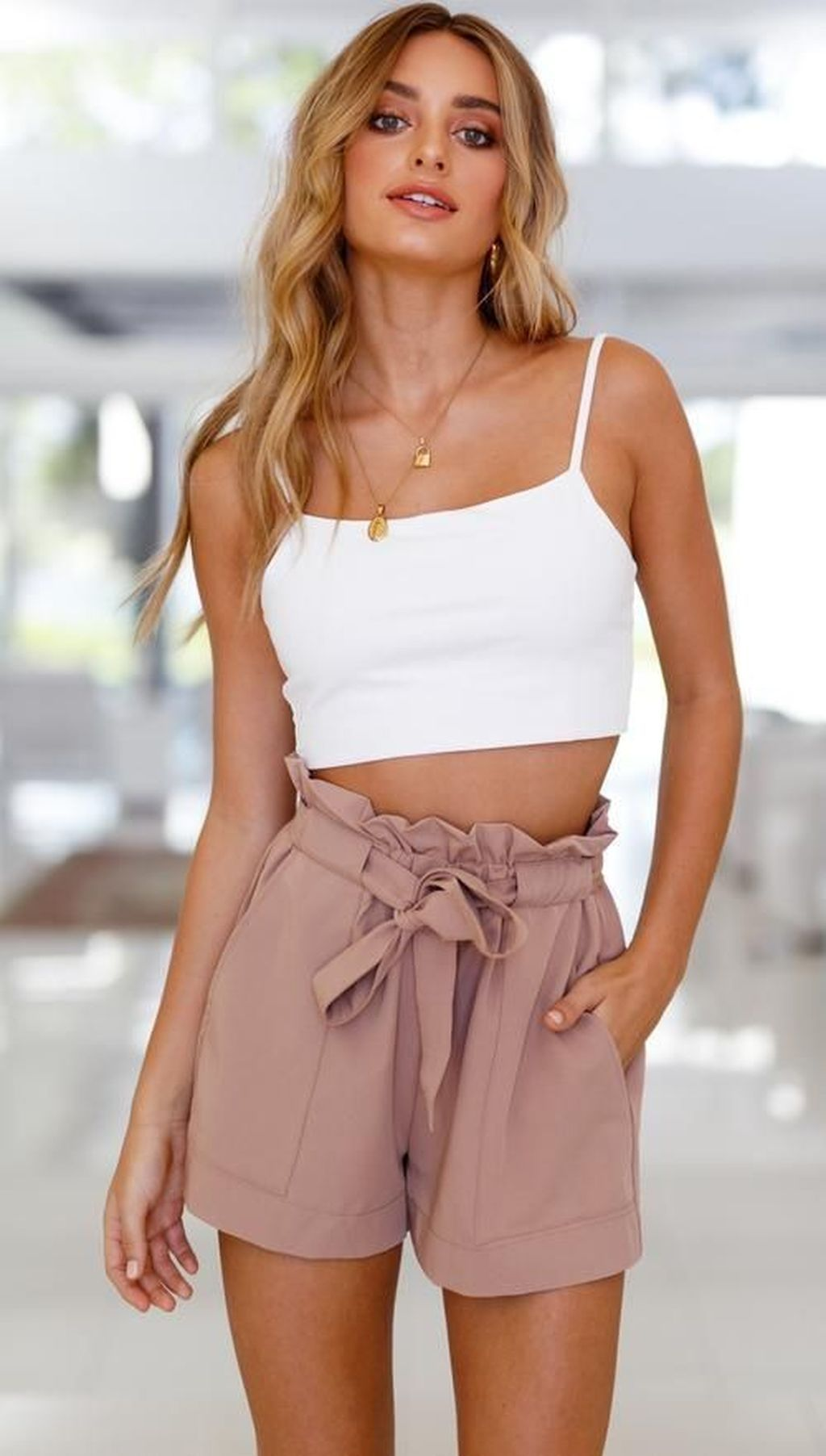 40 Charming Summer Outfits Ideas For Teen Girls In 2019