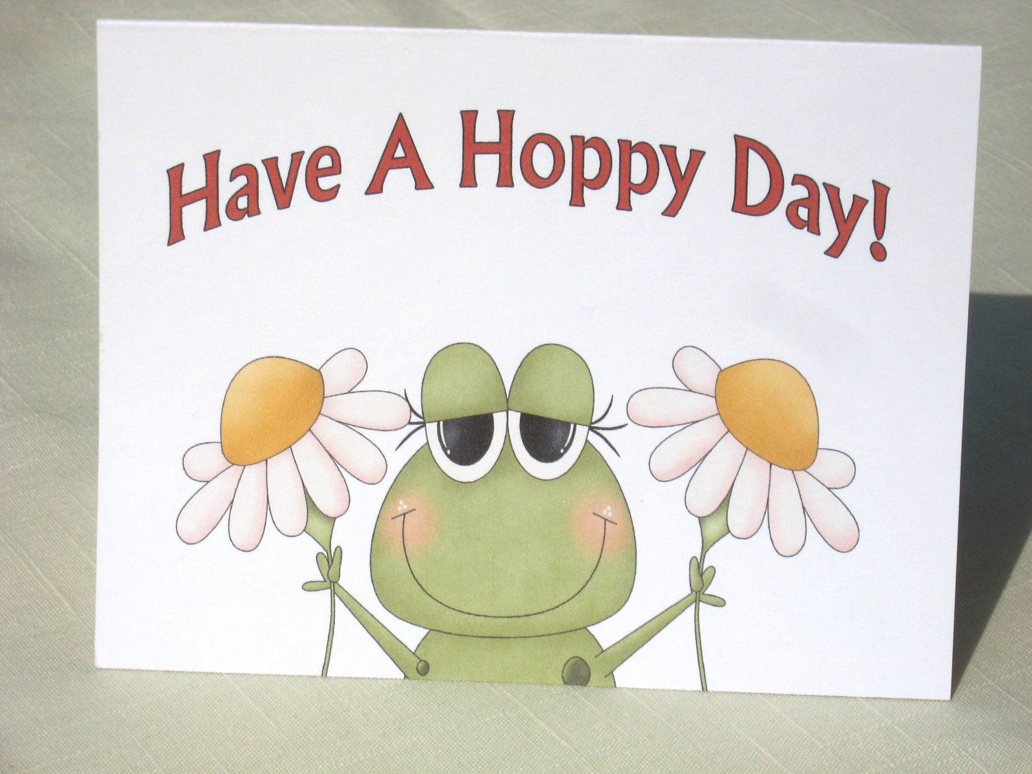 Hoppy frog note cards frog greeting cards green and red set of hoppy frog note cards frog greeting cards green and red set of 8 925 via etsy m4hsunfo