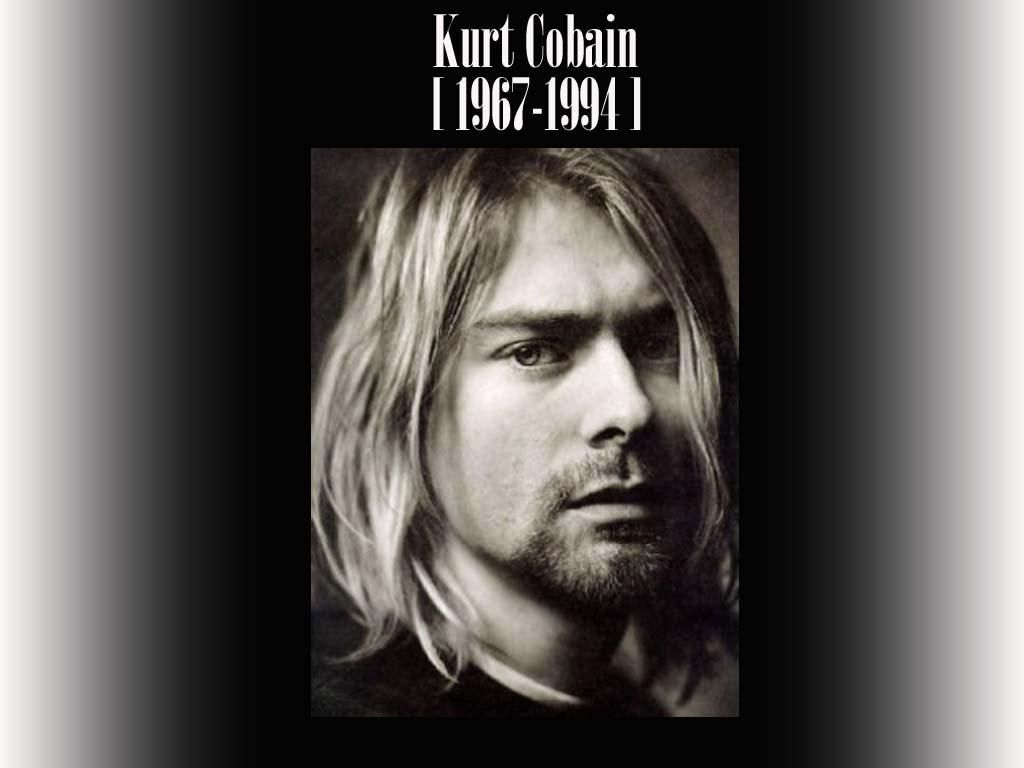 Kurt Cobain Wallpaper Hd