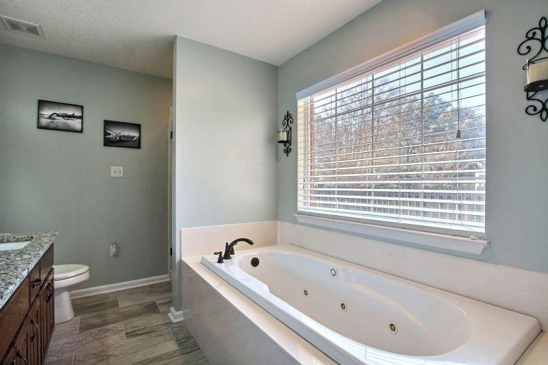 Master Bath (With images)   Master bath, Bath, Bathtub