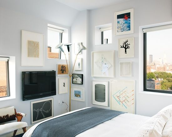 Best Room With Awkward Layout Asymmetrical And Random Windows 400 x 300