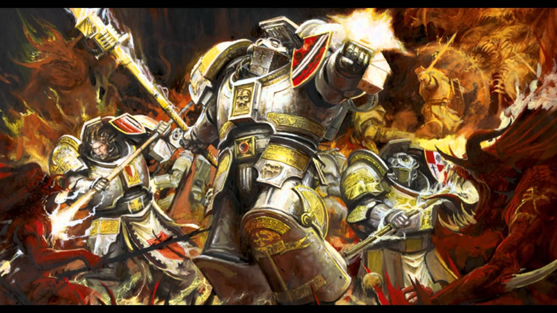 Warhammer 40k Grey Knights Wallpapers Phone In 2020 Grey Knights