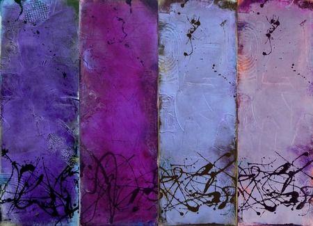 Purple rain - Erin Ashley