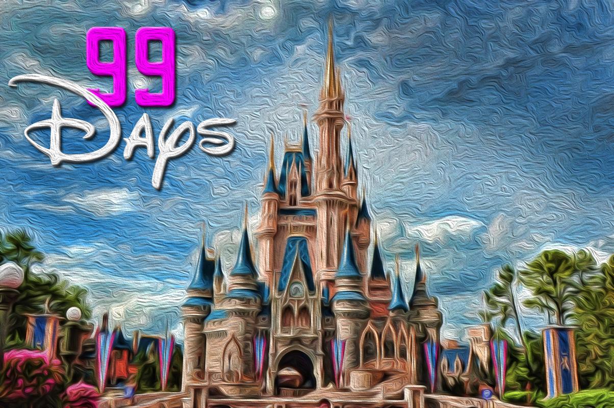 99 days until disney world disney world countdown disney world rh pinterest com