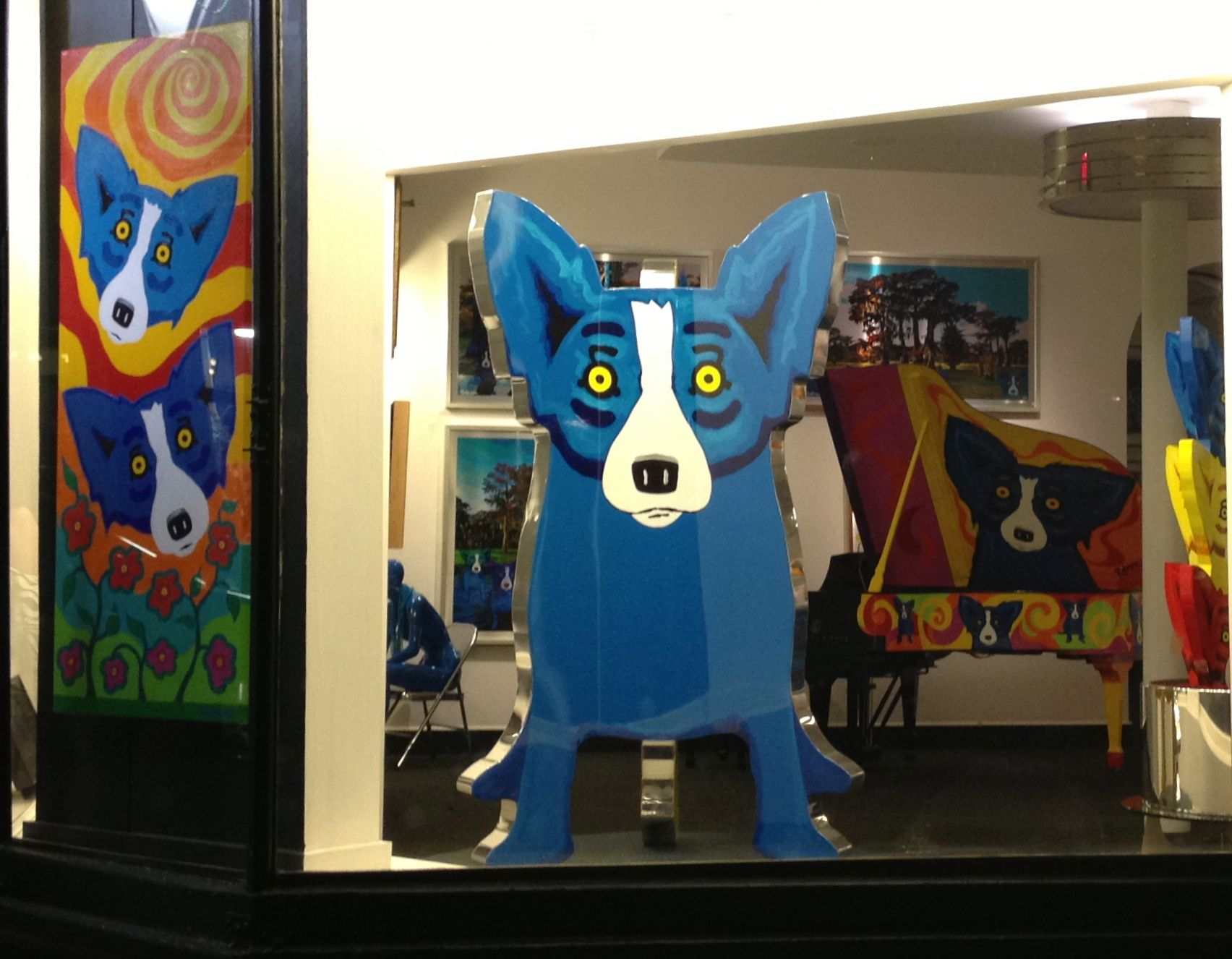 Blue Dog Gallery, New Orleans