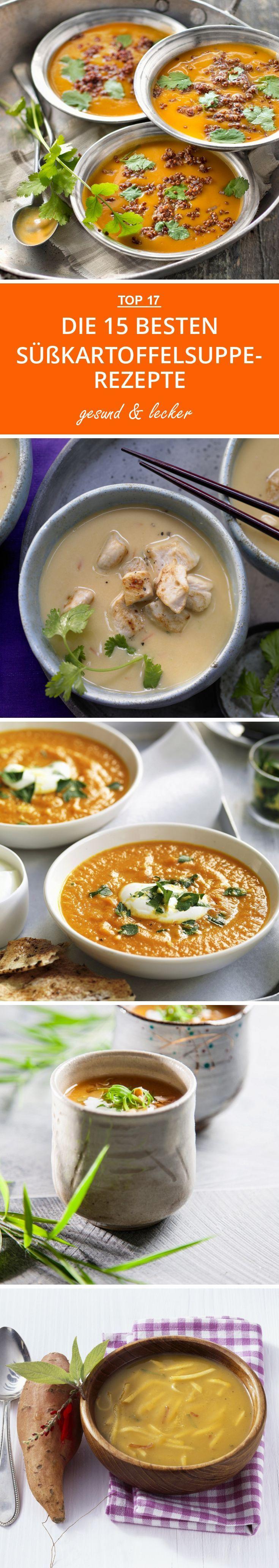 Die 14 besten Süßkartoffel-Suppen