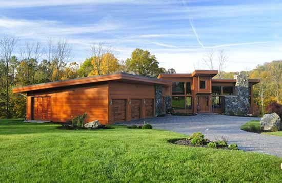 modern contemporary cedar house plans - Cedar House Plans With Photos