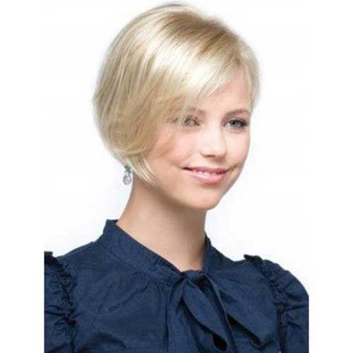 15 Cute Short Hairstyles For Thin Hair Hair Pinterest Hair