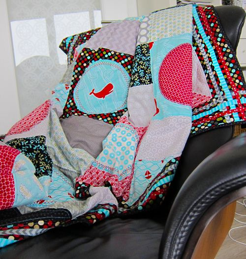 patchworkdecke ganz einfach quilts and quilting. Black Bedroom Furniture Sets. Home Design Ideas