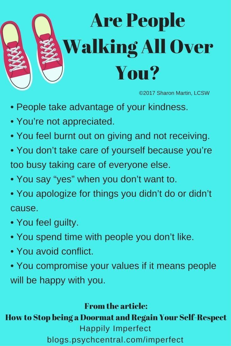 how to regain respect