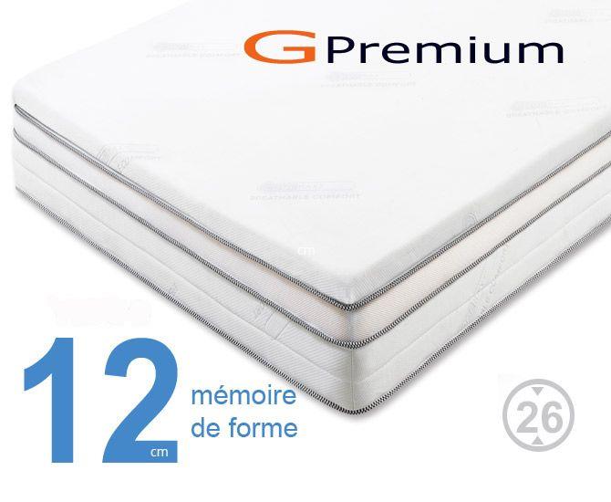 Matelas A Memoire De Forme G90 Premium Astuce Pour Dormir Matelas Memoire De Forme Memoire De Forme