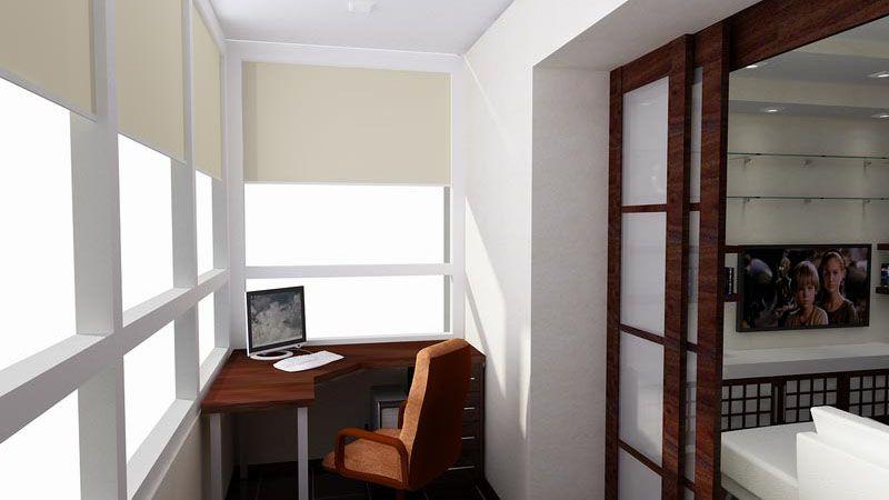 Варианты отделки балконов внутри: 70 фото примеров отделки лоджии изнутри