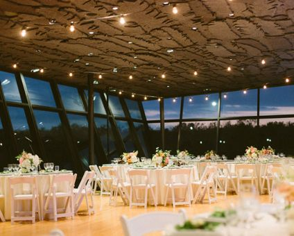 Trinity River Audubon Center Weddings Price Out And Compare Wedding Costs For Ceremony Reception Venues In Dallas Tx