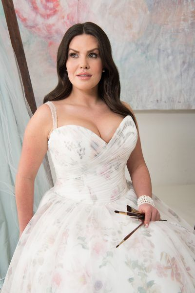 Carmel Callista Plus Size Wedding Dresses Wedding Pinterest