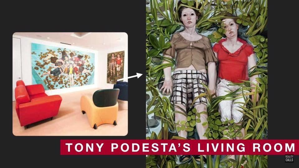 Tony Podesta Art >> John Podesta Tony Brother Pedo Art Donald Trump Love Trump Love