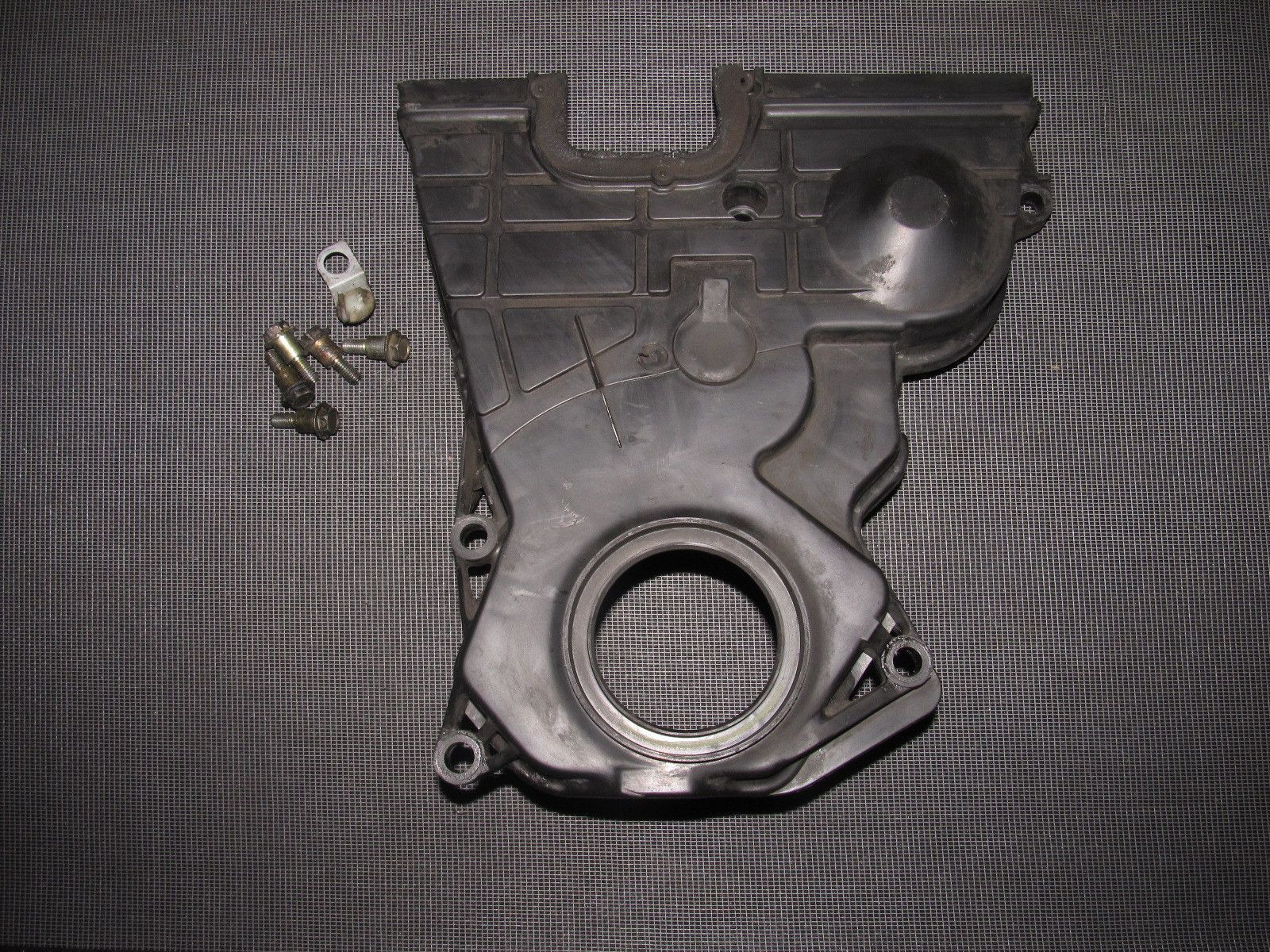Acura Integra OEM BB Lower Timing Belt Cover Autopartone - Acura integra timing belt