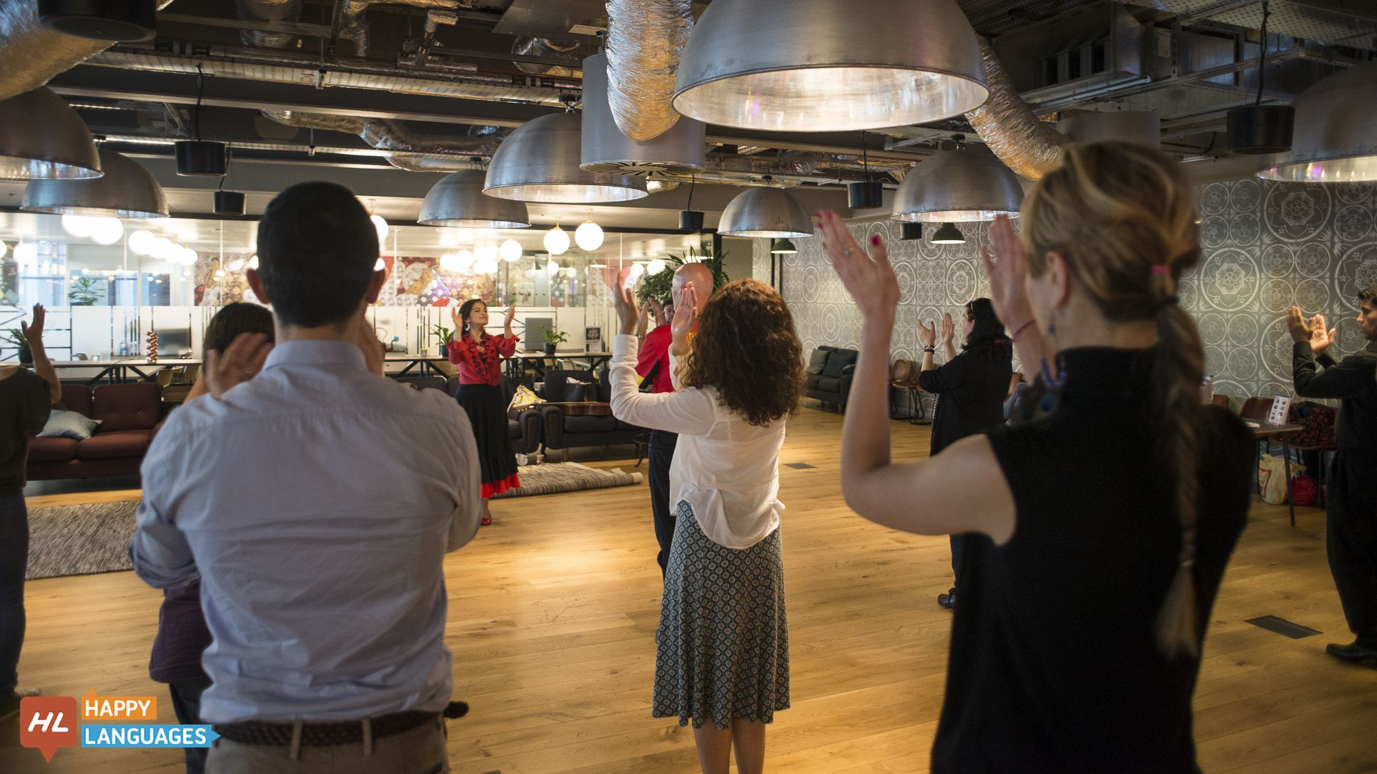Flamenco and Spanish Meet-Up
